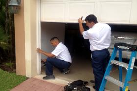 Garage Door repair company port st lucie florida
